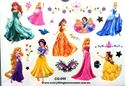 Picture of New Disney Princess Temporary Tattoo