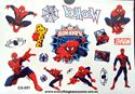 Picture of Spiderman Temporary Tattoo