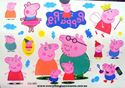 Picture of New Peppa Pig Temporary Tattoo