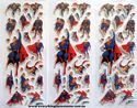 Picture of Mixed Design New Superman Puffy Stickers