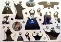 Picture of Maleficent Temporary Tattoo