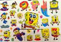 Picture of Spongebob Squarepants Temporary Tattoo