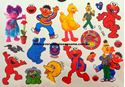 Picture of Sesame Street Elmo Temporary Tattoo