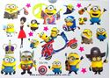 Picture of Despicable Me CG-176 Temporary Tattoo