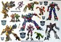 Picture of Transformers CG-196 Temporary Tattoo
