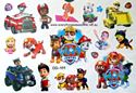 Picture of Paw Patrol CG-191 Temporary Tattoo