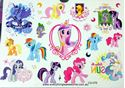 Picture of My Little Pony CG-078 Temporary Tattoo
