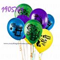 Picture of New 10 pcs Fortnite Mixed colors Balloons