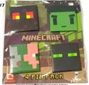 Picture of New 4 pcs  Minecraft Pins Badges #7