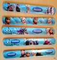 Picture of Disney Frozen Slap Band Wristbands Wrist bands Party Favors