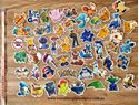 Picture of 50 pcs Pokemon Pikachu Mini Stickers